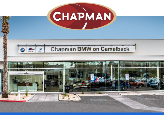 Chapman Bmw On Camelback >> Review Request From Chapman Bmw On Camelback
